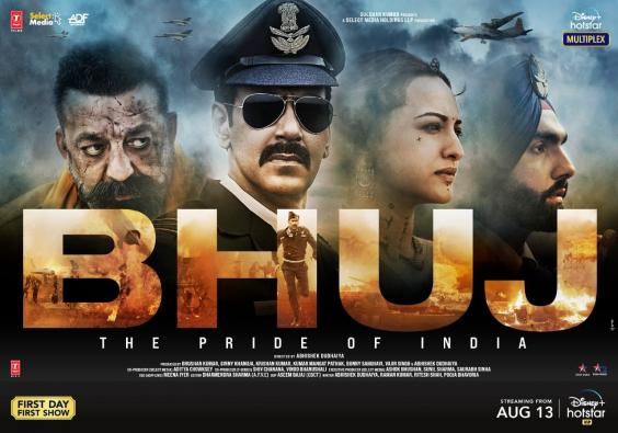 'Bhuj: The Pride of India' director Abhishek Dhudhaiya gives an insight into film's research