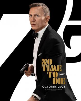 'No Time To Die' delayed again, now slated for Oct 8