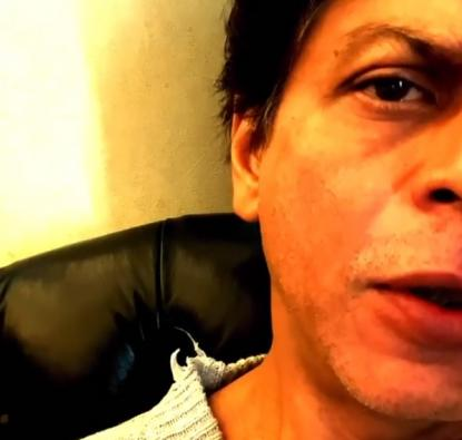 Shah Rukh's Instagram video hints at new film?