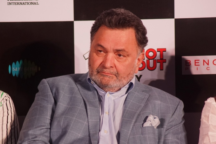 Randhir, Karisma meet Rishi Kapoor in New York