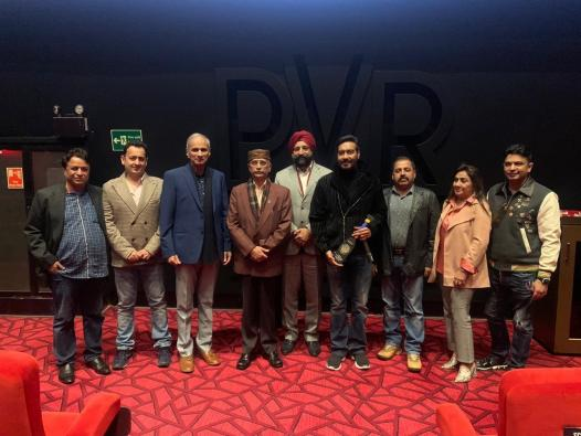 Ajay Devgn thanks Army, Navy and Air Force chiefs for watching 'Tanhaji'
