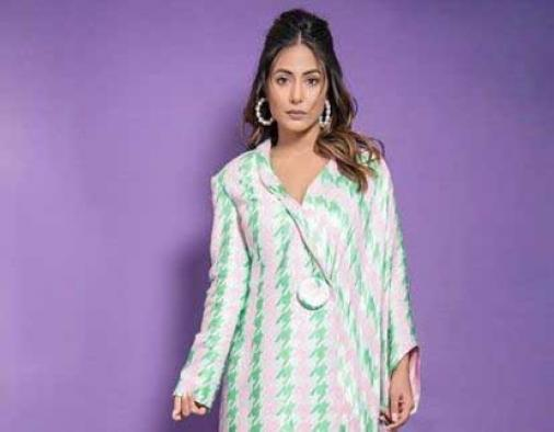 Hina Khan's B'wood debut film's trailer gets 4mn views in a day