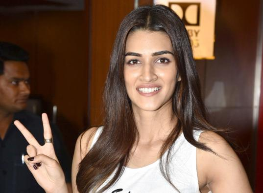Kriti Sanon: As actor I want to explore different genres