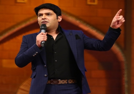 Kapil Sharma feted by World Book of Records