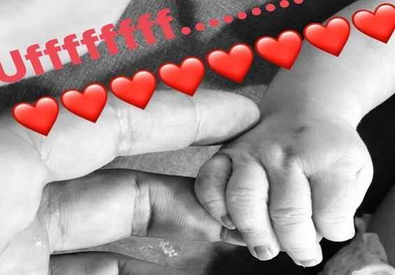 Arjun Rampal shares another glimpse of newborn son