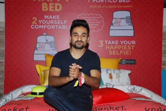 Vir Das: My New Year resolution is to scare the hell out of me