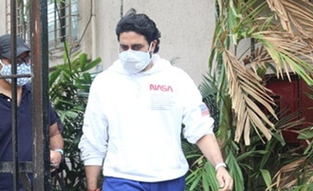 Abhishek Bachchan: 'I request all to stay calm and not panic'