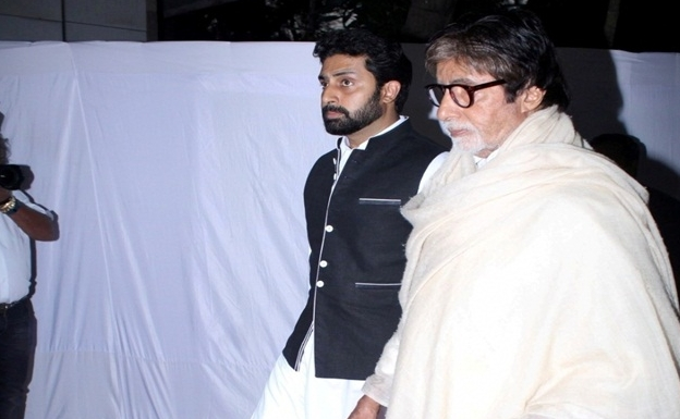 Big B's 3 houses to be fumigated, sanitised