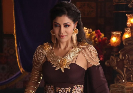 Debina Bonnerjee enjoys doing fantasy fiction genre
