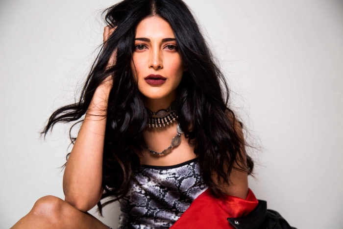 Lockdown diaries: Shruti Haasan picks strong women as guests for online session