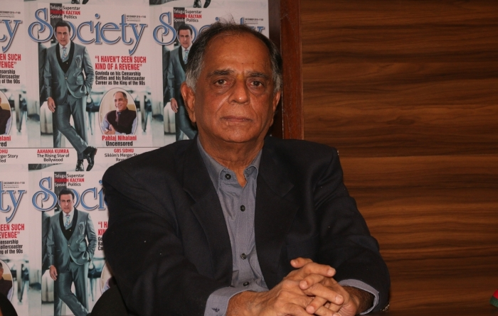 Entertainment industry is run by a glamorous mafia: Pahlaj Nihalani