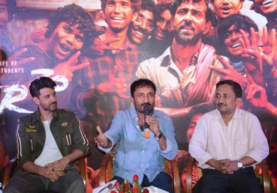 'Super30' tax free in Delhi, Anand to hold classes