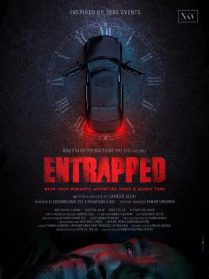 Adhyayan Suman-thriller 'Entrapped' poster unveiled