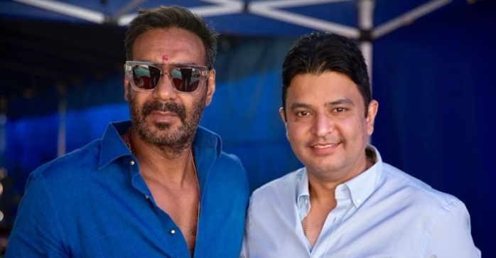 Ajay Devgn begins shooting 'Taanaji - The Unsung Warrior'