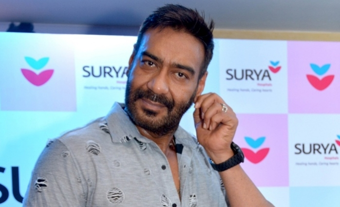Ajay Devgn wins big at film fest in China