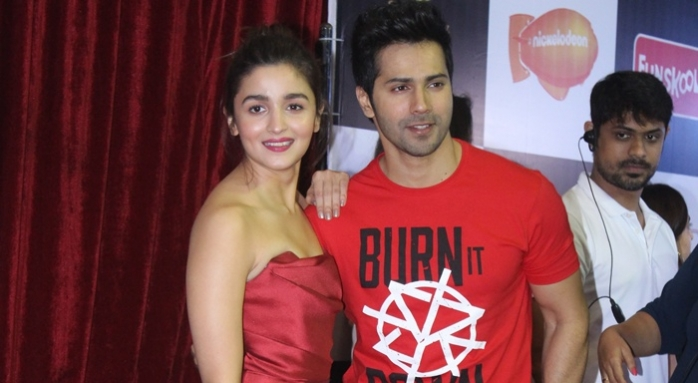 No 'Shiddat' for Varun, Alia