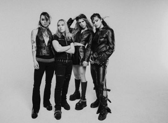 American band The Aces feel people need music more than ever now