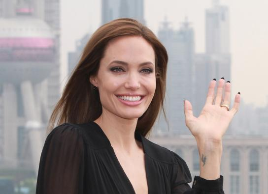 Angelina Jolie admits being picky about dating partners