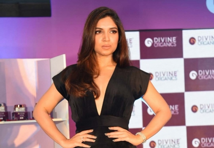 Feel lucky for the roles I have got, says Bhumi