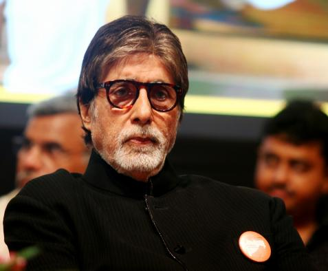 Big B almost believed 'blindness is on its way'
