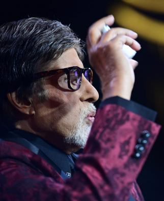 Big B: People nowadays advise me to keep my mouth shut