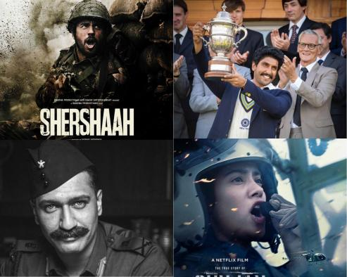Bollywoods new patriotism looks at achievers who made the nation proud