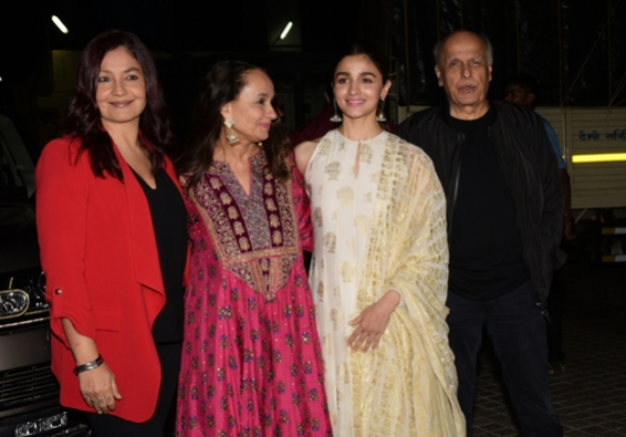 On Father's Day, Mahesh Bhatt thanks his daughters