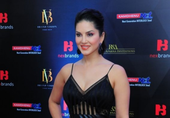 My friend circle is limited: Sunny Leone