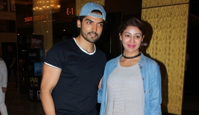 Have become calmer after adopting girls, says Debina
