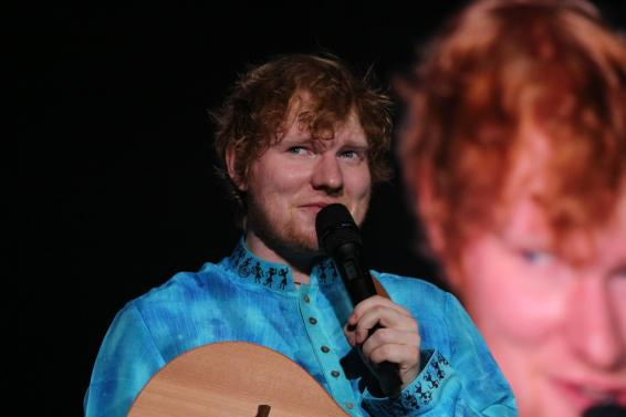 Ed Sheeran objects to neighbour's plans to extend garden