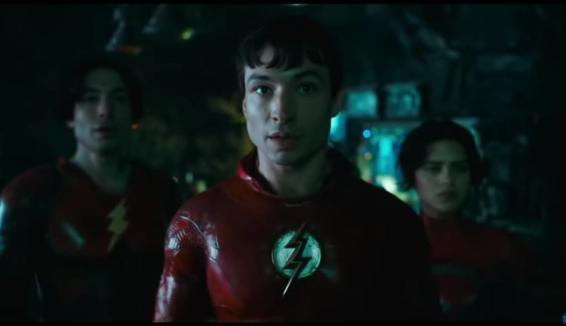 Ezra Miller to play 'The Flash' in movie slated for Nov 2022 release
