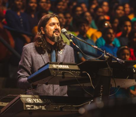 Ricky Kej highlights children's rights in new song