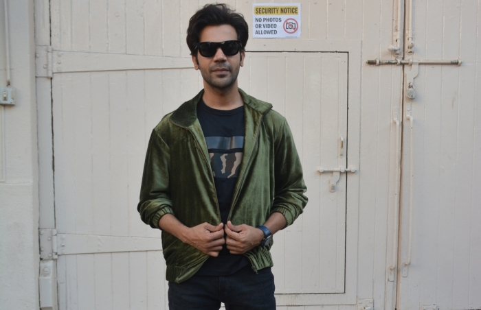 Rajkummar, Anurag support actor-turned-guard