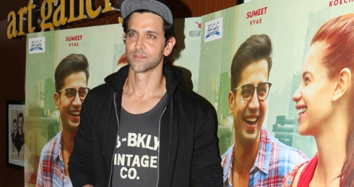 Service to society can change the world: Hrithik