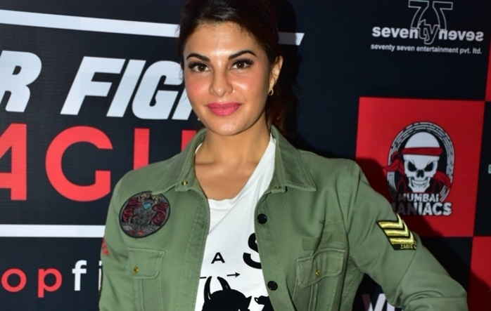 Jacqueline had fun designing for MMA Fighters