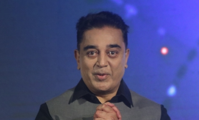 All strength to your shoulders: Kamal Haasan to Rahul Gandhi