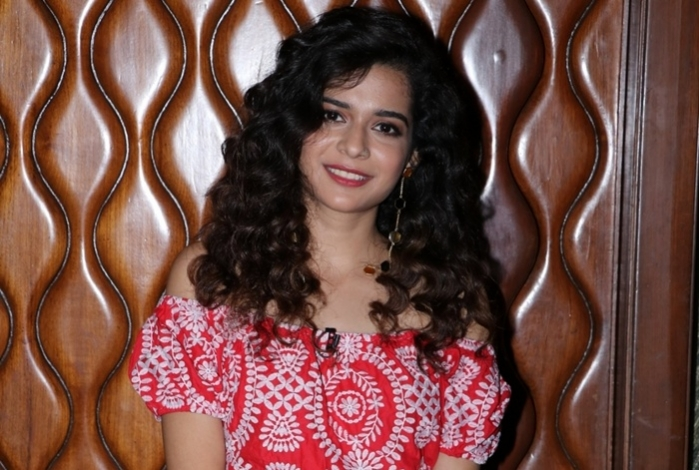 Mithila loves being 'girl in the city'