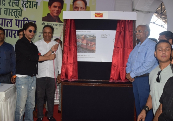 SRK urges people to use postal services