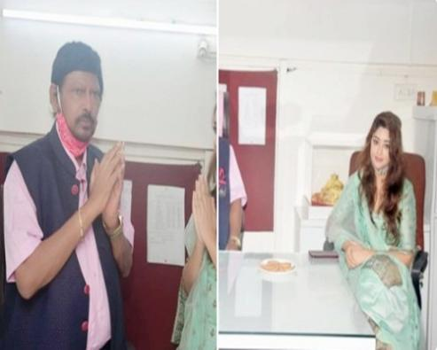 Payal Ghosh meets Athawale, minister threatens protest if Anurag Kashyap isn't arrested