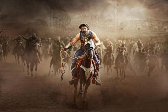 Prabhas shares never-before-seen photo from 'Baahubali'