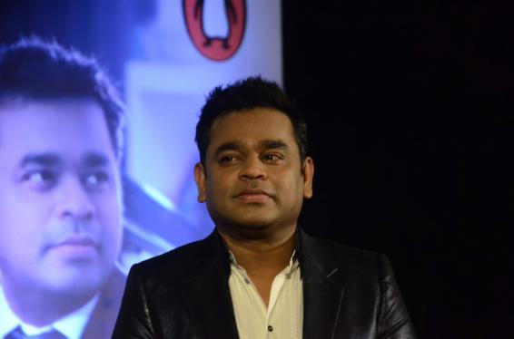 Rahman: Composing music doesn't have any formula