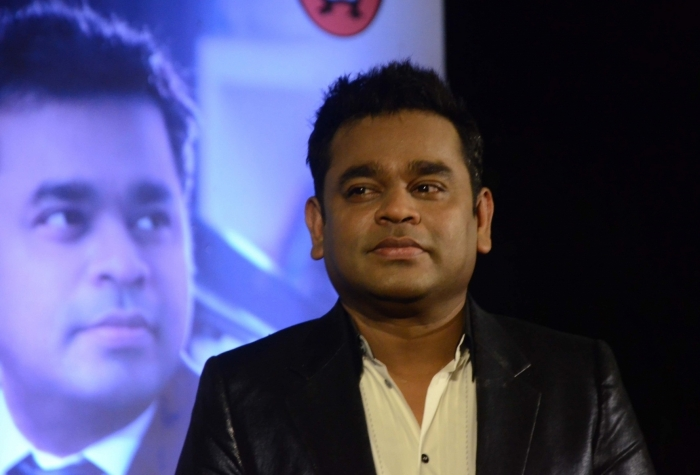 Here's what Rahman thinks about actors singing