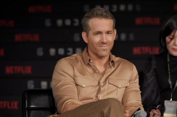 Ryan Reynolds in talks to star in 'Dragon's Lair'