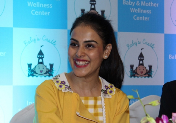 Genelia to return to ramp after 5 years