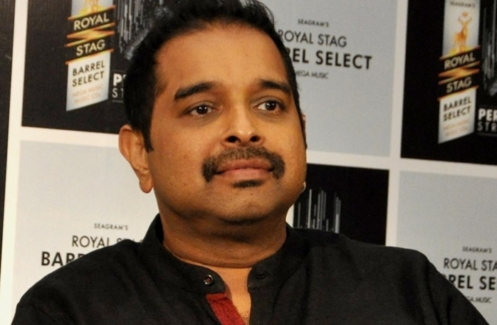 Shankar Mahadevan enjoys complete freedom with MTV Unplugged'
