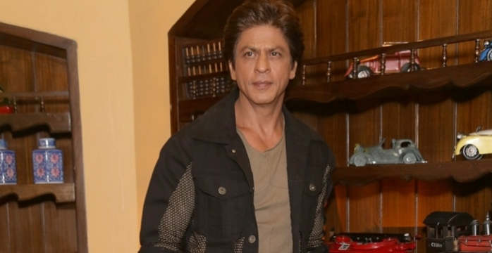 SRK wants to retain purity of his kids' childhood