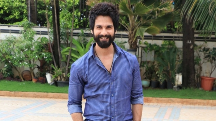 Was curious enough to take on 'Arjun Reddy': Shahid Kapoor
