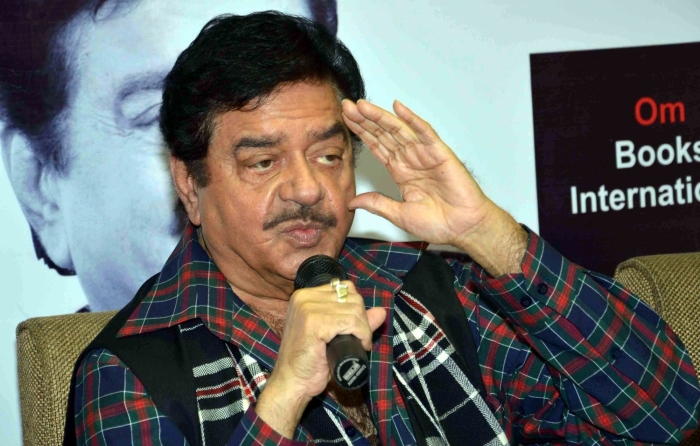 Will quit the day BJP leaderships asks me to: Shatrughan Sinha