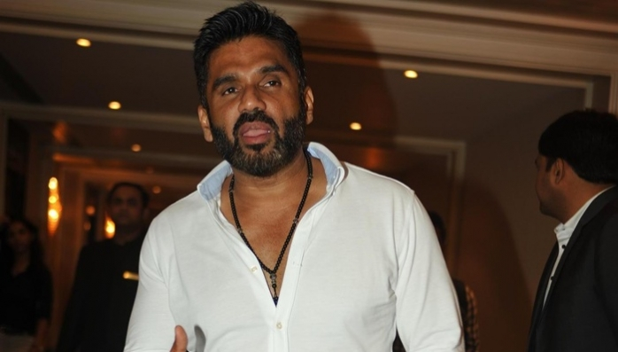 Suneil Shetty really fit for his age: Sidharth