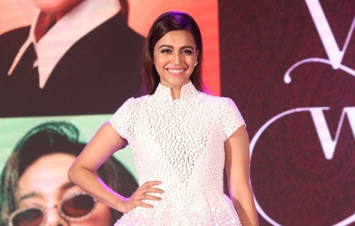 Swara Bhaskar finds it tough to call out patriarchy at home